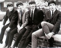 The Beatles... kids