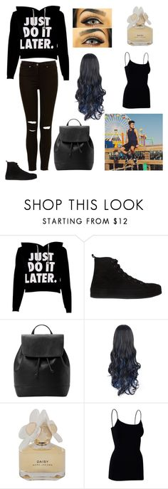"""Fair with Cameron. "" by just-another-fangirlll ❤ liked on Polyvore featuring Ann Demeulemeester, MANGO, Marc by Marc Jacobs, women's clothing, women's fashion, women, female, woman, misses and juniors"