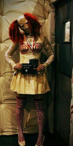 chucky haunted house halloween horror nights
