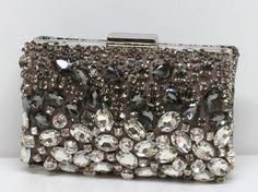 Moyna Swarovski Crystal Handbag http://www.allysonjames.net/item_741/Moyna-Swarovski-Crystal-Handbag.htm