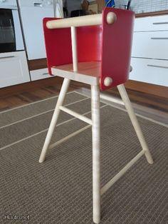 Artek-syöttötuoli / Artek high chair
