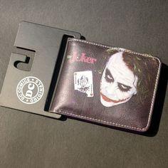 Heath Ledger Joker Wallet
