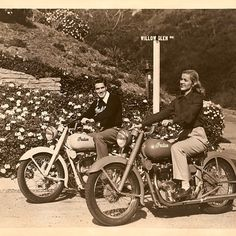 He knows she is a keeper. Indian Motorcycles