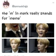 Image result for nct memes haechan