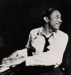 Horace Silver (b. Sept. 2, 1928) is an American jazz pianist and composer of Portuguese background…    Silver is known for his distinctive humorous and funky playing style and for his pioneering compositional contributions to hard bop w. Miles Davis and The Jazz Messengers, a.m.o.