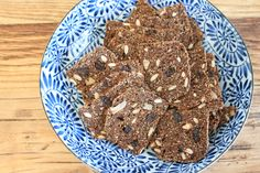 Enjoy 9 of the best flaxseed cracker recipes online, no dehydrator required!