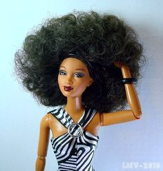 My Black is Beautiful by Lil Miss Vixen, via Flickr