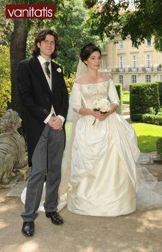 DINASTÍAS   Los Foros de la Realeza • Ver Tema - Bodas de la Aristocracia Española