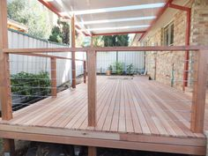 Timber Decking Sydney - Sams Decks and Pergolas