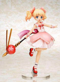 Hello!! Kiniro Mosaic Alice Cartelet UK Battle Ver. 1:7 PVC Figure starts preorder. Now with 10% off! View here: http://www.blacknovatoys.com/hello-kiniro-mosaic-alice-cartelet-uk-battle-ver-1-7-pre-painted-pvc-figure.html