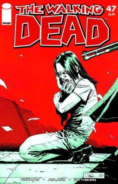 "The Walking Dead 047 Vol. 8 ""Made To Suffer"" #TheWalkingDead #comic #comics #Free #amc"