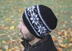 for men and women:)  #hats #hat #women #men #cute #knitting #unique #warm #handknit #wool #Nordic #patterns #Litknitbits #cozy