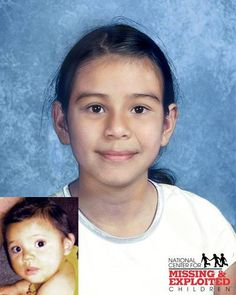 Veronica Sanchez 	  	 	 		Missing Since 		Jul 8, 2007 	 	 		Missing From 		Perryville, MO 	 	 		DOB 		Sep 29, 2006