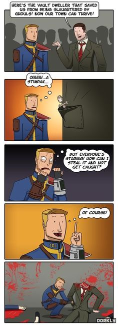 Every time... (Fallout 3)