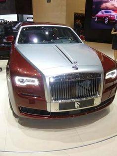 2015 Rolls-Royce Ghost Series II - 2014 Geneva Auto Show