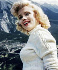 Marilyn Monroe, 1953 © John Vachon.