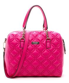 Take a look at the Kate Spade Snap Dragon Astor Court Satchel on #zulily today!