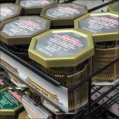 Premium Hexagonal Bobby-Pin Pegboard Rack – Fixtures Close Up Appliance, Bobby Pins, Retail, Hair, Whoville Hair, Brickwork, Shops, Hair Pins, Tools