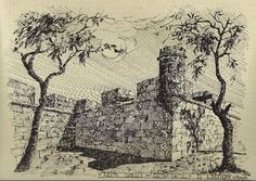 Puerto Cabello/ Garita del Castillo El Libertador Arnoldo Michaelsen - Artelista.com
