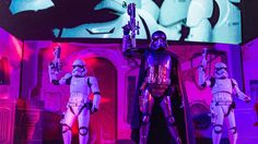 #DisneyCruise Force Fridays: Check out the experiences of galactic proportions Guests can enjoy during Star Wars Day at Sea, available on select sailings! Details