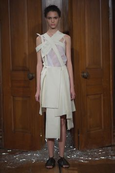 Phoebe English Spring 2016 Ready-to-Wear Collection Photos - Vogue  http://www.vogue.com/fashion-shows/spring-2016-ready-to-wear/phoebe-english/slideshow/collection#12