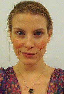 Die natürliche Woche: Gesichtswasser und selbstgemachtes Makeup