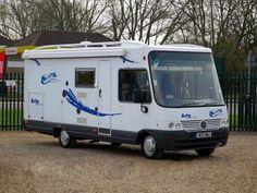 Used Niesmann & Bischoff Arto JTD for sale in Awsworth, Nottinghamshire Motorhome, Recreational Vehicles, Camper Van, Rv, Motor Homes, Mobile Home, Rv Camping, Camper, Camper