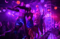 The Donkey Show review at Proud Camden, London – 'disco-tastic'