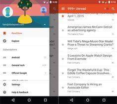 Google Reader ressurge das cinzas com Material Design em versão 2.0 - http://www.showmetech.com.br/google-reader-ressurge-das-cinzas-com-material-design-em-versao-2-0/