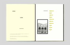 Hong Kong : BOOK on Behance