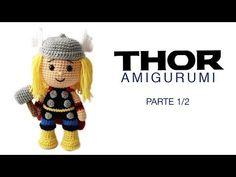 Thor Amigurumi – Minasscraft Patrones Amigurumis