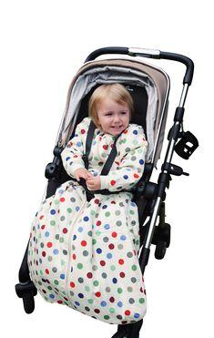 Slumbersac Winter Baby Sleeping Bag with Sleeves 3.5 Tog Plain Berry 6-18 months//90 cm