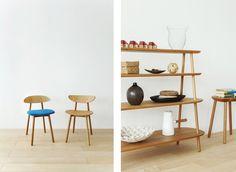 'Cobrina' – Elegant Furniture from Japanese Studio Torafu Architects - The Fox Is Black