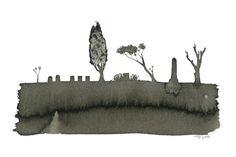 Tree Series - Matt Leavitt