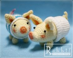 Amigurumi Pig | For more info... visit my fanpage: www.faceb… | Flickr