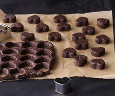 (5 Minute) Two Bite Brownies | Sweet Talk