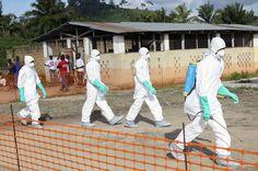 La OMS cifra en más de 1.300 los casos de Ébola registrados en África Occidental - RTVE.es