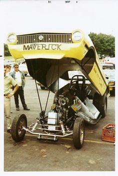 Ford Maverick Funny Car