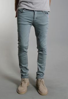 Tape Ted Organic Green Hope - Nudie Jeans Co Online Shop | Just