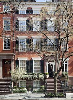 Townhouse in Greenwich Village | Sawyer Bergson