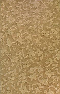 RugStudio presents Bashian Verona Lc116 Beige Hand-Tufted, Better Quality Area Rug
