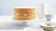 Featherlight sponge cake recipe - 9kitchen