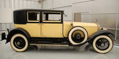 1925 Rolls-Royce Silver-Ghost by Le Baron(バロン)