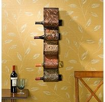 Tuscan Wall Art Wine Storage $34.82 #diningroom