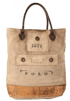 Olde Green Cupboard Designs: Look at these bags!! Made from reclaimed materials.