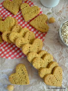 My Recipes, Cooking Recipes, Healthy Recipes, Healthy School Snacks, Deli, Gingerbread Cookies, Crackers, Food Inspiration, Sugar Free