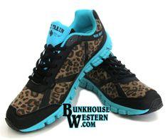 Run Wild Cheetah Tennis Shoes