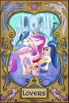 MLP: Cadence And Shining Armour