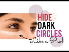 How to Hide Dark Circles Like a Pro