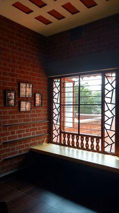 Centre for Vernacular Architecture Trust :: Gallery House Window Design, Village House Design, Small House Design, Home Room Design, Home Interior Design, Indian Window Design, Indian Home Design, Kerala House Design, Indian Home Interior